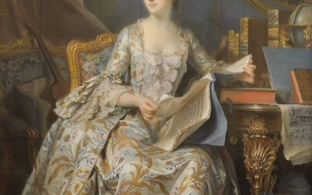 Évolution du pastel au 18e et 19e siècles